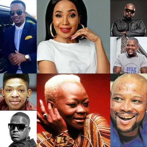 Mshoza Joins The List Of SA Artists That Died At 37 Or 38 – See The Shocking List | Mzansi Leaks